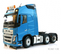 MarGe 1:32 Volvo FH16 6x2 in Blue